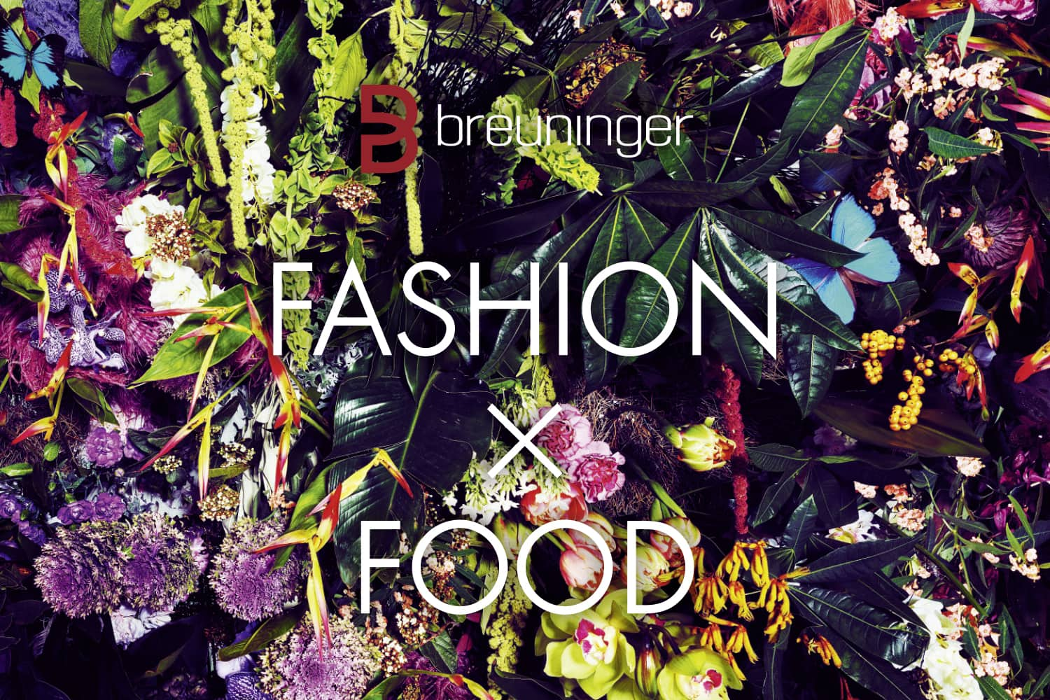 Breuninger Fashion x Food